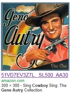 gene audrey cowboy